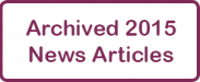 2015 News Archive